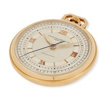 Patek Philippe 600 Very good Yellow gold 44mm