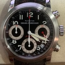 Girard Perregaux Steel 38mm Automatic F300 pre-owned Singapore, Singapore