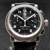 TAG Heuer Targa Florio Steel 40,5mm Black Arabic numerals