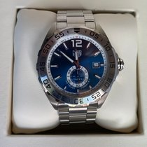 TAG Heuer Formula 1 Calibre 6 Staal 43mm Blauw