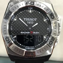 Tissot Racing-Touch Steel 43mm Black No numerals United States of America, Massachusetts, Boston