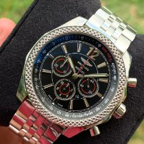 Breitling Bentley Barnato Steel 42mm Black United States of America, Georgia, Roopville