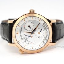 Jaeger-LeCoultre Or rose 38mm Remontage automatique Q1422420 occasion