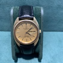 Omega Constellation Day-Date Gold/Steel 35mm Gold (solid) No numerals