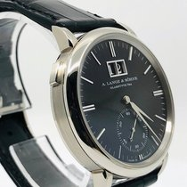 A. Lange & Söhne Saxonia 381.029 New White gold 38.5mm Automatic
