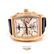 IWC Da Vinci Perpetual Calendar Rose gold 51mm Silver United States of America, California, Beverly Hills