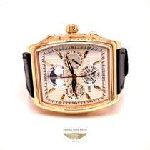 IWC Da Vinci Perpetual Calendar Roségold 51mm Silber