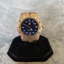 TAG Heuer 2000 Steel 37.5mmmm Blue United States of America, Connecticut, Middletown