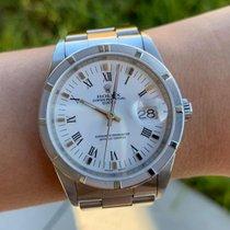 Rolex Oyster Perpetual Date Steel White No numerals Australia, Williams Landing