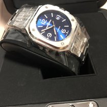 Bell & Ross Steel 40mm Automatic BR05A-BLU-ST/SST new Singapore, singapore