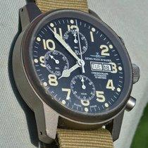 Zeno-Watch Basel Титан 41mm Автоподзавод подержанные