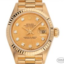 Rolex Lady-Datejust 69178 1986 rabljen