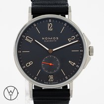 NOMOS Ahoi Atlantik Datum Steel 40mm Blue