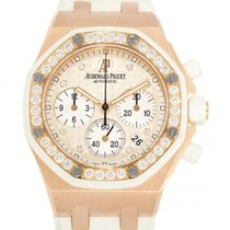 Audemars Piguet Royal Oak Offshore Lady Roségold 37mm Keine Ziffern