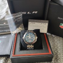 TAG Heuer SLR Steel Black