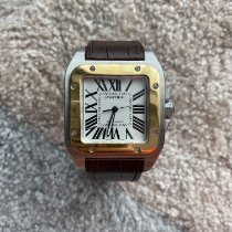Cartier Gold/Steel 38mm Automatic 2656 pre-owned Malaysia, Cheras