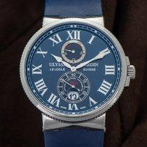 Ulysse Nardin Marine Chronometer 43mm Acier 44mm France, Paris