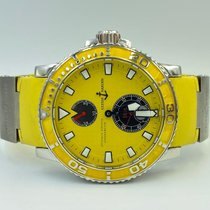 Ulysse Nardin Maxi Marine Diver 263-33-3/941 подержанные