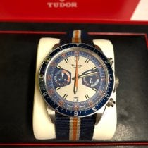 Tudor Heritage Chrono Blue 42mm