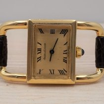 Jaeger-LeCoultre Reverso Squadra Lady Or jaune 20mm Or Romains