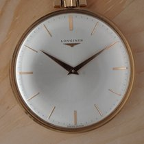 Longines Rose gold 45mm Manual winding pre-owned