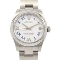 Rolex Oyster Perpetual 31 31mm Blanc