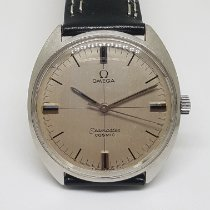 Omega Seamaster Steel 35mm Silver No numerals India, MUMBAI