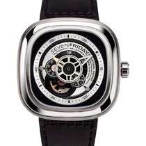 Sevenfriday P1B-1 new 2020 Automatic Watch with original box and original papers P1B/01