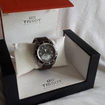 Tissot T-Touch Expert Titanium 44mm Arabic numerals