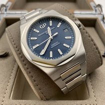 Girard Perregaux Steel 42mm Automatic 81010-11-431-11A pre-owned