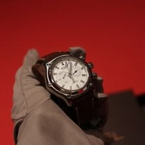 Ebel 1911 BTR new Automatic Chronograph Watch with original box and original papers E9240L70
