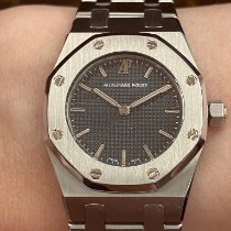 Audemars Piguet Royal Oak Lady Stål Grå