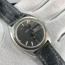 Omega Constellation Day-Date Staal 35mm Grijs Geen cijfers Nederland, rotterdam