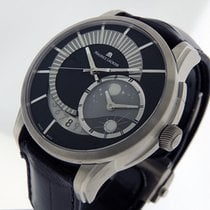Maurice Lacroix Pontos Décentrique GMT Titanium 44.5mm Black United States of America, California, Los Angeles