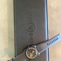 Bell & Ross BR 01-92 Steel 46mm Black Arabic numerals United States of America, California, Ukiah