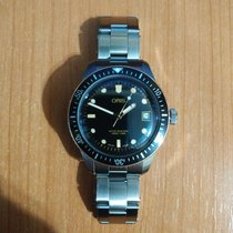 Oris Divers Sixty Five 01 733 7747 4354-07 8 17 18 pre-owned