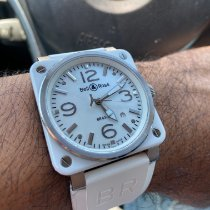 Bell & Ross BR 03 Steel 42mm Mother of pearl Arabic numerals United States of America, California, menifee
