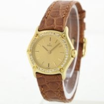 Ebel Classic Yellow gold 23mm Gold No numerals