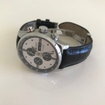 Mido Multifort Chronograph Steel Silver