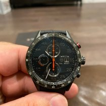TAG Heuer Carrera Calibre 1887 Titanium 43mm Black United States of America, Texas, Aubrey