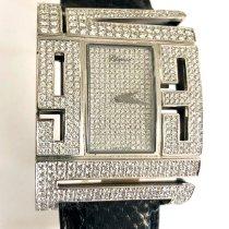 Chopard White gold Quartz White 36mm new