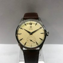 Omega Steel 36mm Manual winding omega 2639 pre-owned Canada, Montreal