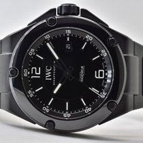 IWC Ingenieur AMG Ceramic 46mm Black No numerals