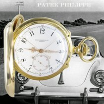 Patek Philippe Very good Yellow gold 55mm Manual winding