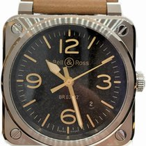 Bell & Ross BR 03-92 Steel Steel 42mm Brown United States of America, Florida, Naples