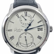 Glashütte Original Senator Chronometer White gold 42mm White No numerals United States of America, Florida, Naples