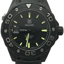 TAG Heuer Aquaracer 500M Steel 48mm Black No numerals United States of America, Florida, Naples