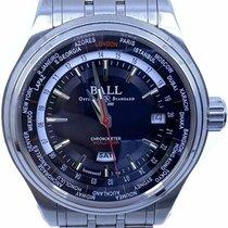 Ball usados Automático 41mm Negro Cristal de zafiro 5 ATM