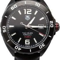 TAG Heuer Formula 1 Calibre 5 41mm Black No numerals United States of America, Florida, Naples