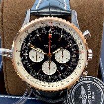 Breitling Navitimer 01 (46 MM) nuevo 2020 Automático Cronógrafo Reloj con estuche y documentos originales UB0127211B1P1